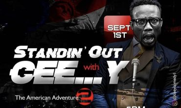 Standin' Out with Cee Y The American Adventure II