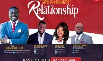 Revelations of Relationship Seminar