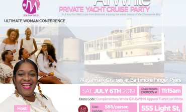 Jesus Women All White Private Cruise Party