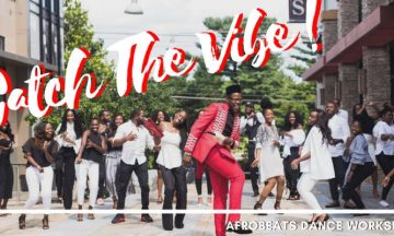Catch The Vibe: Afrobeats Dance Workshop